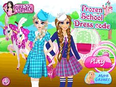 Frozen School Dress Code