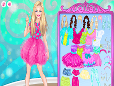 Fun Barbie Dressup