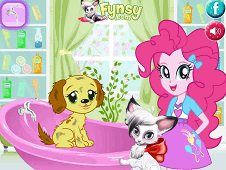 Fynsys Pet Salon Pinkie Pie