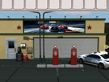 Garage Hostage Escape