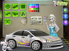 Garage at Fynsys Elsa