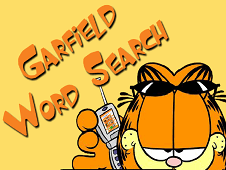 Garfield Word Search