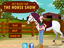 Get Ready for The Horse Show