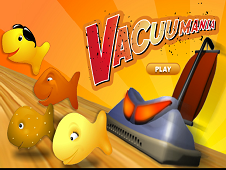 Goldfish Fun Vacuumania