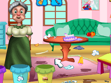 Granny Room Cleaning