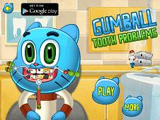 Gumball la Dentist