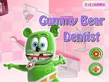 Gummy Bear Dentist