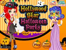 Halloween Star Halloween Party