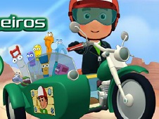 Handy Manny Motorcycles Reunion