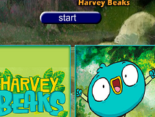 Harvey Beaks Memory
