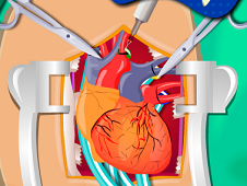 Heart Surgery Simulation