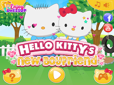 Hello Kitty New Boyfriend