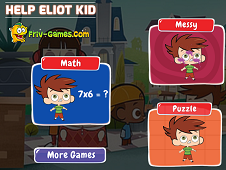 Help Eliot Kid