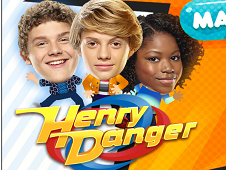 Henry Danger Make a Scene