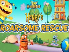 Henrys Roarsome Rescue