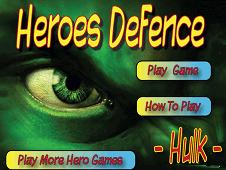Heroes Defense Hulk