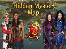 Hidden Mystery Map