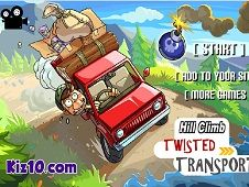 Hill Climb Twisted Transport