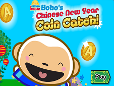 Hobos Chinese New Year Coin Catch