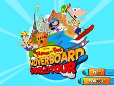 Hoverboard World Tour