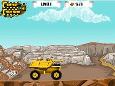 Huge Gold Truck
