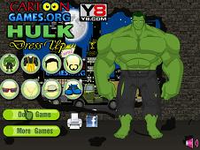 Hulk Dress Up