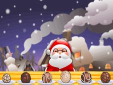 Hungy Santa