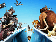 Ice Age 4 Hidden Spots
