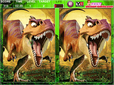 Ice Age Dawn of The Dinosaurs Spot The Difference