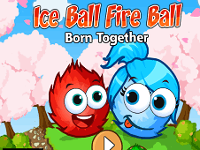 Ice Ball Fire Ball Born Together