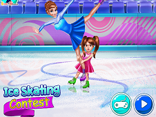 Ice Skating Contest