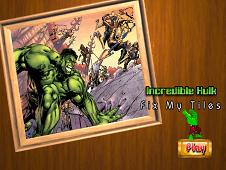 Incredible Hulk Fix My Tiles