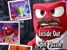 Inside Out Spin Puzzle