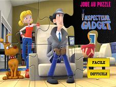 Inspector Gadget Jigsaw