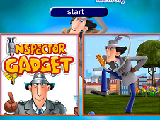 Inspector Gadget Memory
