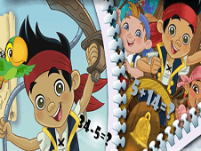 Jake And The Never Land Pirates Math Quiz