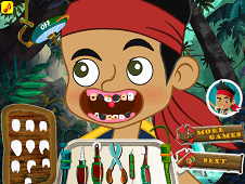 Jake the Never Land Pirate Dentist