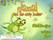 Jamal and the Wasp Bunker