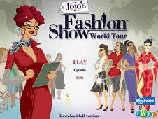 Jojo Fashion Show 1