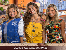 Juacas Characters Puzzle