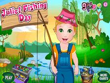 Juliet Fishing Day