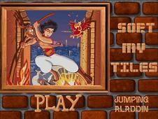 Jumping Aladdin