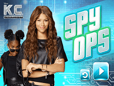 K.C. Undercover – Spy Ops