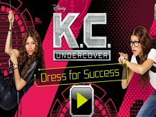 KC Undercover Dress for Success