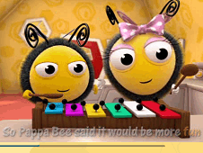 Karaoke with Buzzbee