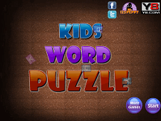 Kids Word Puzzle