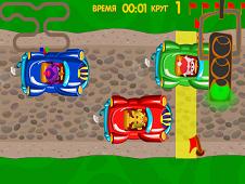 Kikoriki Race