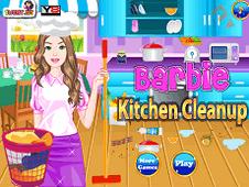 Kitchen Clean up