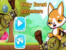 Kitty Forest Adventure