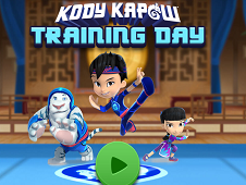 Kody Kapow Training Day